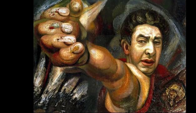 2 el polyforum siqueiros chilango for El mural de siqueiros pelicula