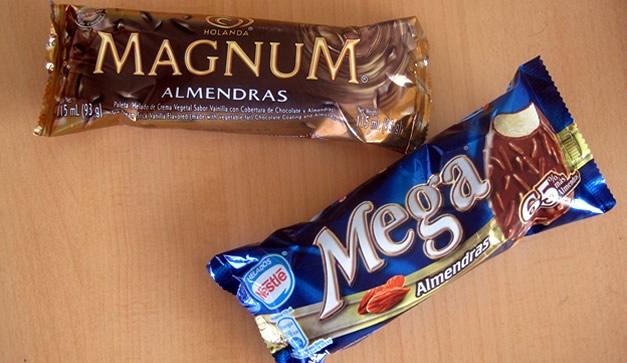 Nestle Ice Cream >> Mega vs. Magnum - Chilango