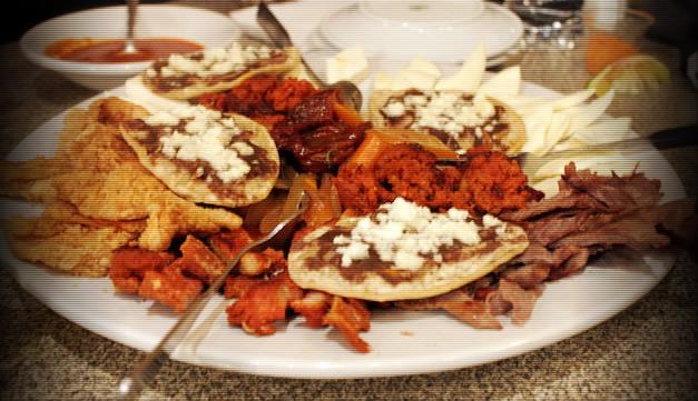 buffet de pulques y tacos