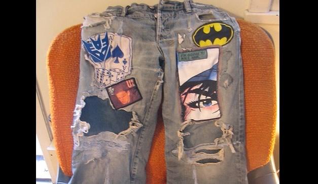Chilango Jeans Parchados