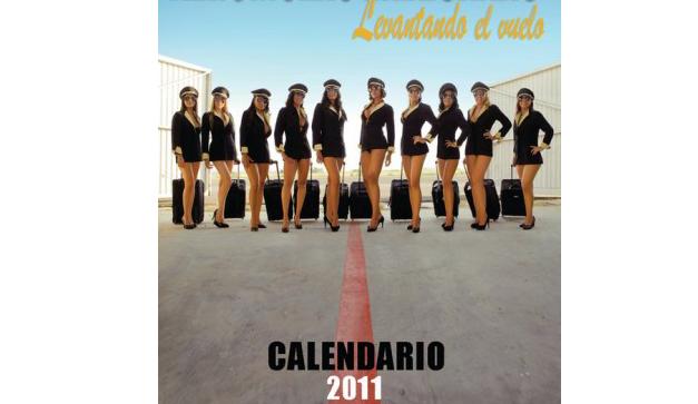 Aeromozas chilango for Ciudad redonda calendario