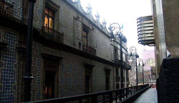 Palacio De Los Condes De Orizaba Chilango