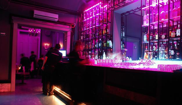 Nuevos antros y bares del df chilango - Diseno de interiores para bares ...