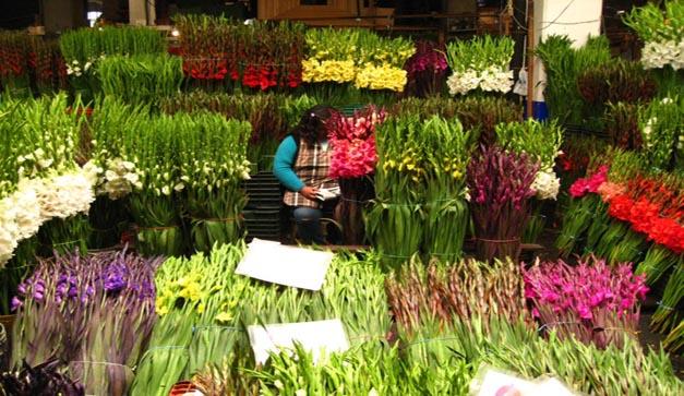 5 Mercados De Flores Chilango