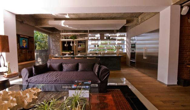 La casa m s bonita del df chilango Casas modernas grandes por dentro