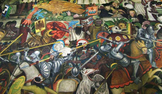 Murales Revolucionarios De Diego Rivera