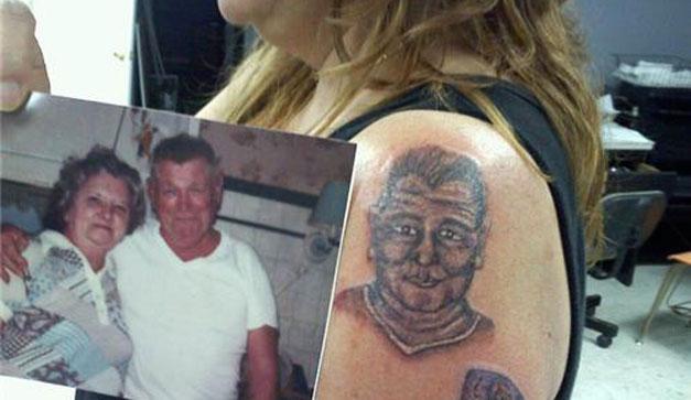 Ellos Creen Que Sus Tatuajes Están Bien Chidos Chilango