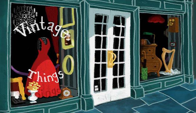 Chilango tiendas para comprar vintage - Comprar decoracion vintage ...