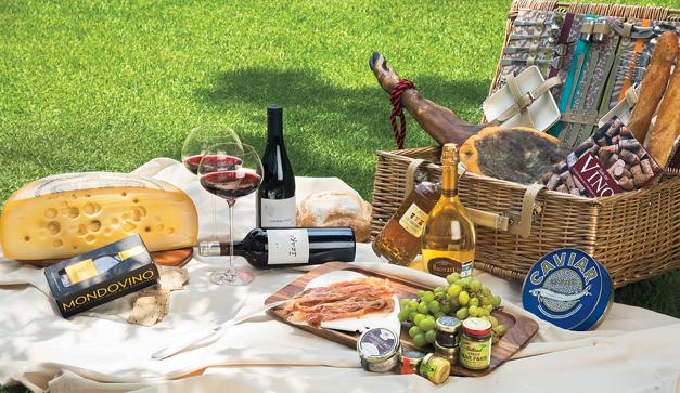 Todo para tu picnic chilango - Comida para llevar de picnic ...