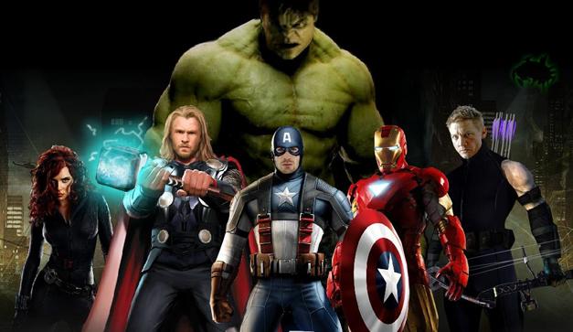 Locos por the avengers chilango - Descargar imagenes de los vengadores ...