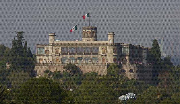 Del Castillo Al Bosque De Chapultepec Chilango