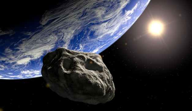 Resultado de imagen de El asteroide DA 14