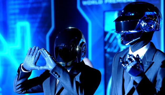 Fiestas de Daft Punk y The Cure en CDMX