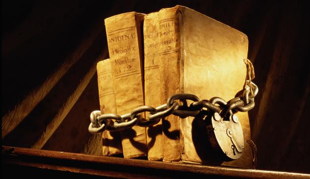 Resultado de imagen para libros prohibidos