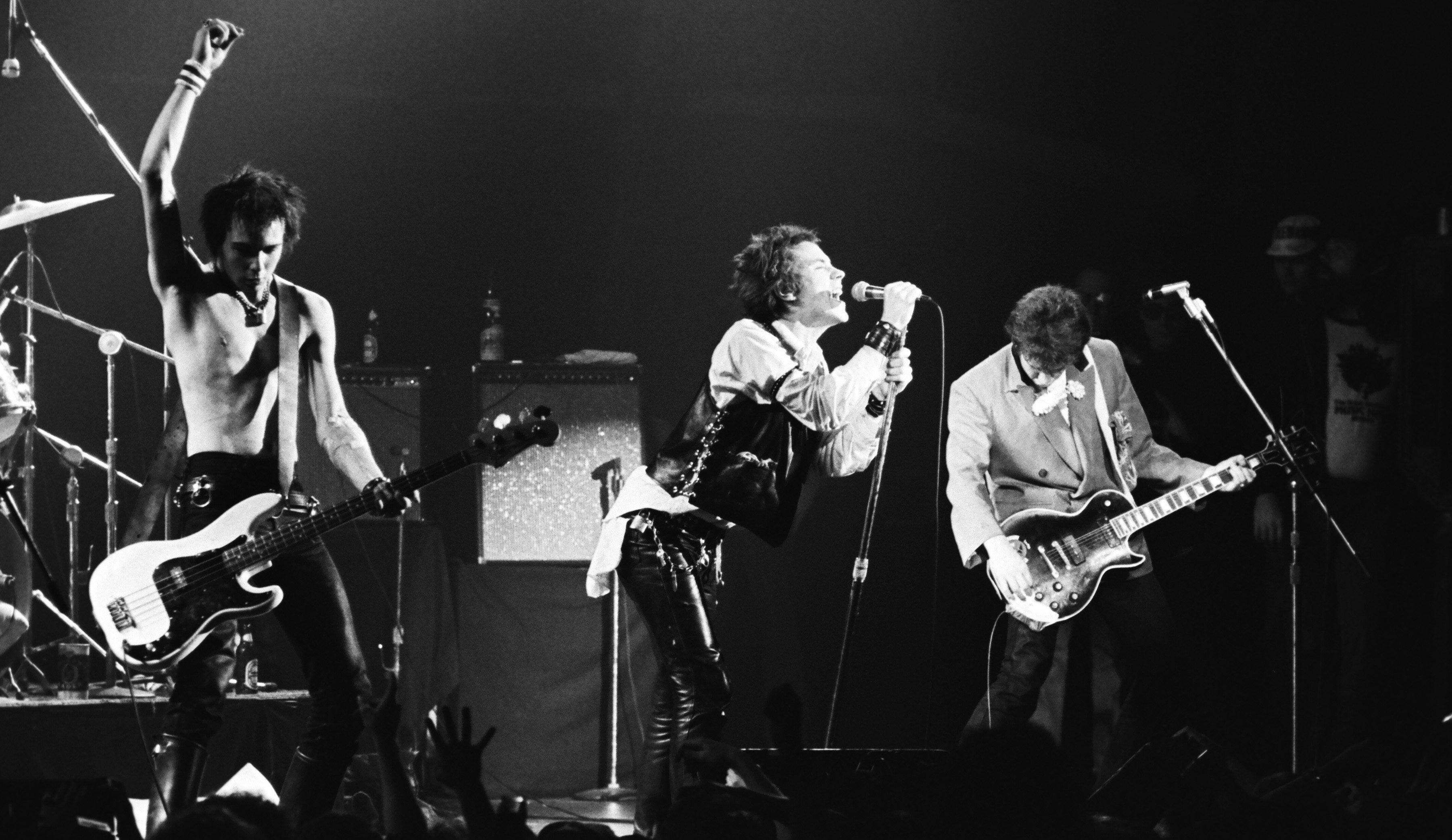 Never Mind The Bollocks Here S The Sex Pistols Chilango