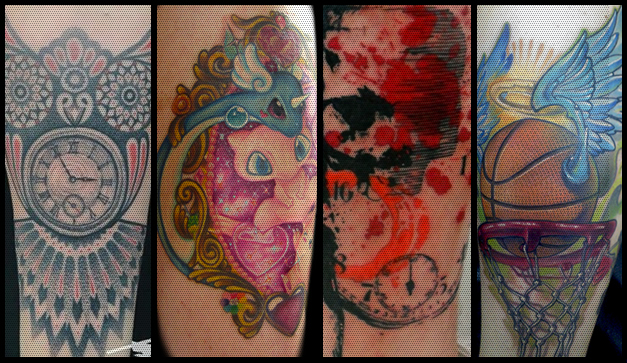 5 Tatuadores Chidos Chilango