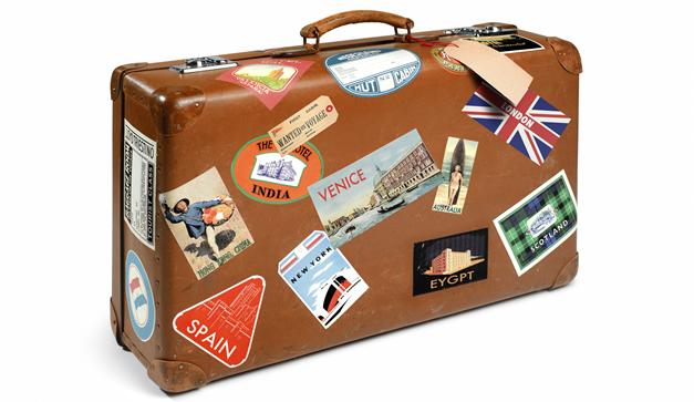 Resultado de imagen de maleta de viaje