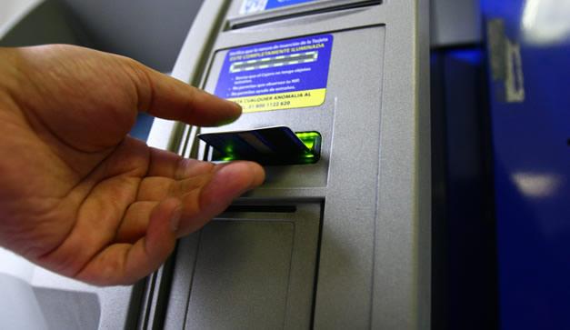 fraudes más comunes en cajeros