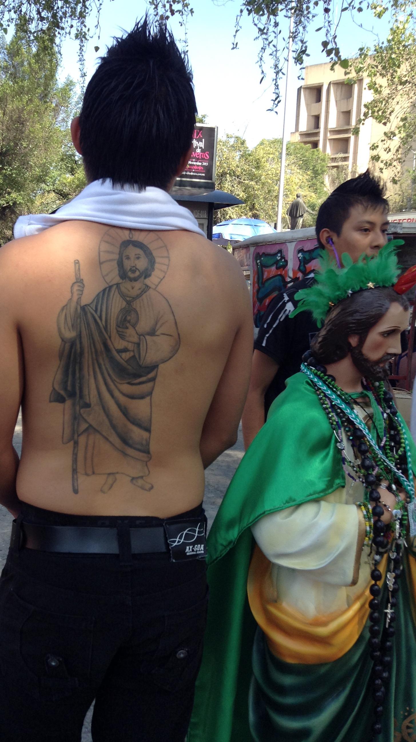 Devoción A San Judas Tadeo Chilango