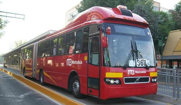 cierres en el metrobús