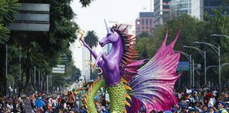 Desfile y Concurso de Alebrijes Monumentales