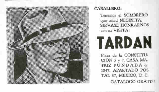Sombreros Tardán f7f01b0b687