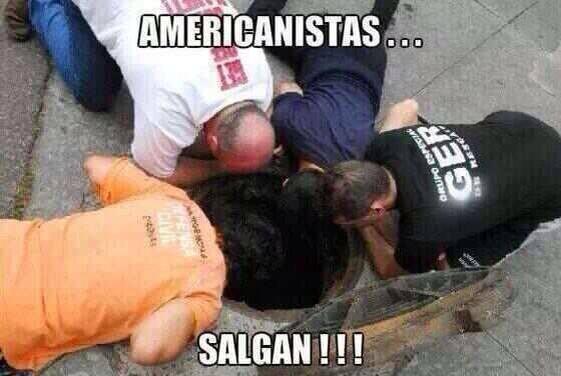 Los Memes Del America Vs Leon Chilango
