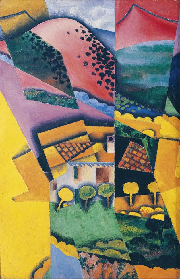 Expresionismo Cubismo Futurismo Abstraccionismo