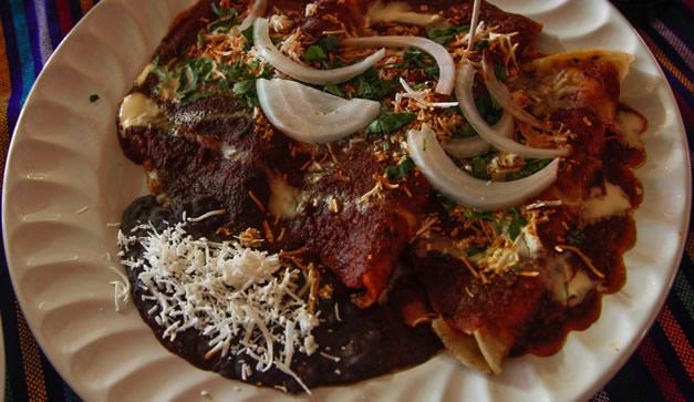 Feria de la Enchilada en Coyoacán