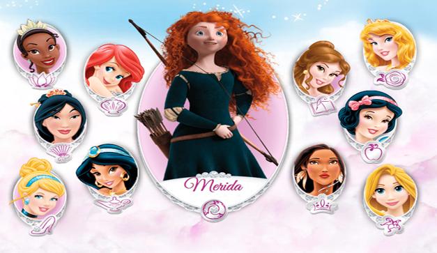 Todas las princesas de disney 10377 enews for Muebles de princesas disney