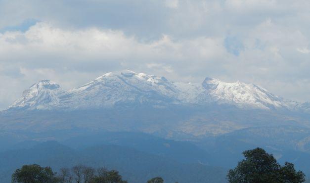 ¿Conoces TODOS los volcanes que custodian la CDMX? #FOTOS