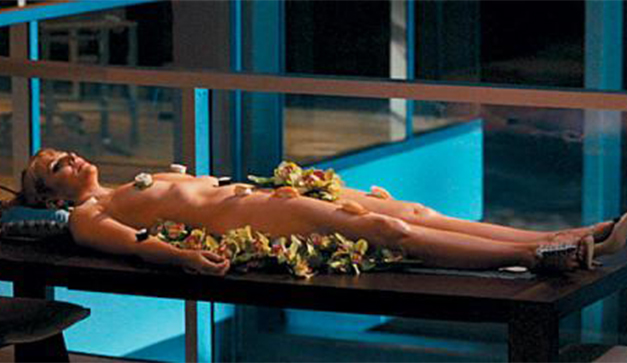 Kristen Stewart desnuda: las mejores escenas de sexo