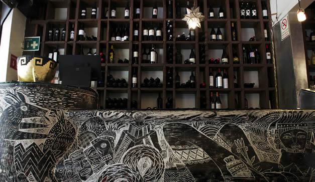 los danzantes 10 Lugares Para Cenar En DF   A la Mexicana