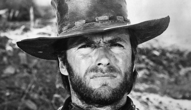Getty ImagesAmerican film star and director Clint Eastwood in one of the  westerns which made his name. (Photo by Keystone Getty Images) 3ad49204ba3