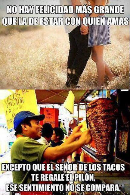 Los Mejores Memes De Tacos Al Pastor Chilango