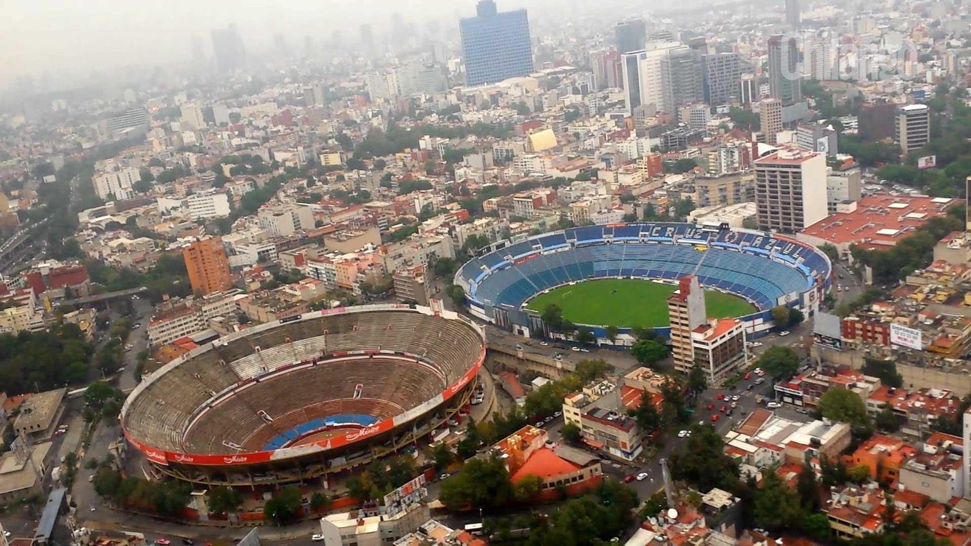 Recorrido En Helicóptero Por La Ciudad De México