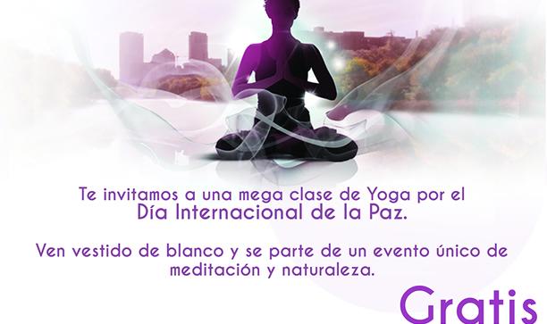 Lánzate a una clase de yoga colectiva gratuita - Chilango 8e6b25b591ec