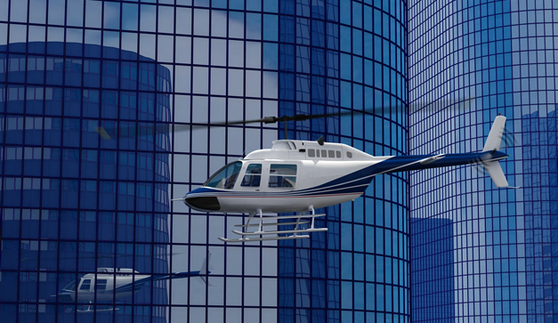 Voom: Los taxis helicópteros ya están en México