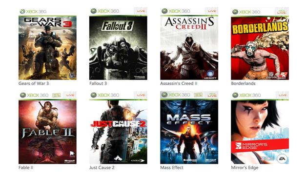 Lista De Juegos Retrocompatibles Con Xbox One Chilango
