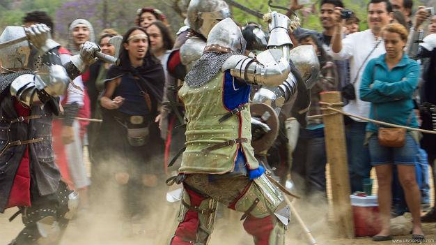 Combate Histórico Medieval