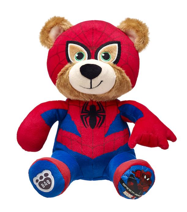 Build A Bear Spider