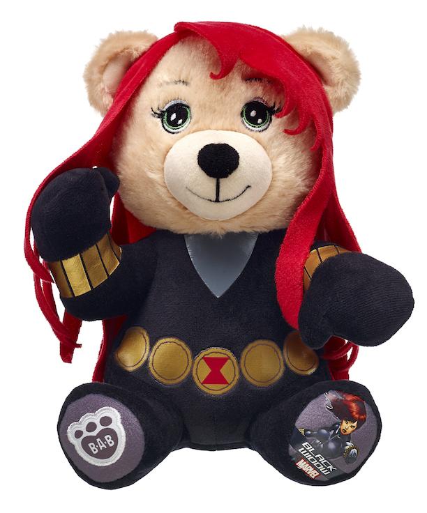 Marvel Mini Thor Build A Bear