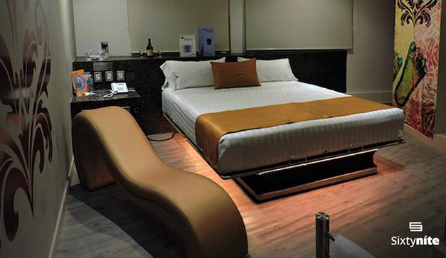 Las 10 habitaciones de motel m s ex ticas de la cdmx for Cuartos decorados para una noche de amor