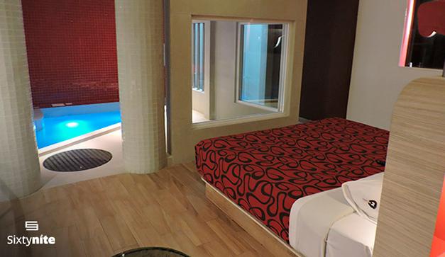Habitaciones de motel m s ex ticas de la cdmx 10 cuartos - Piscina dentro de la habitacion ...