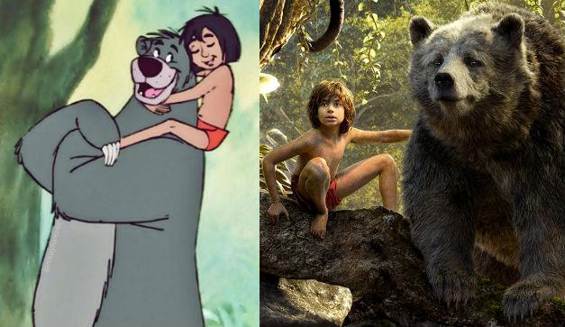 chilango - ¿Por qué ver 'El (nuevo) libro de la Selva'?