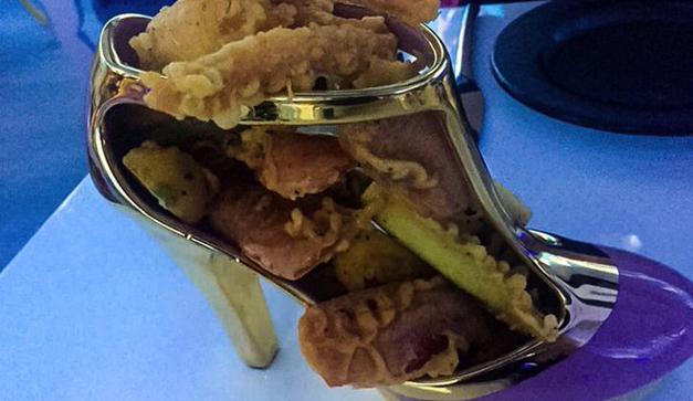 Las 10 formas m s raras de servir comida chilango for Servir comida