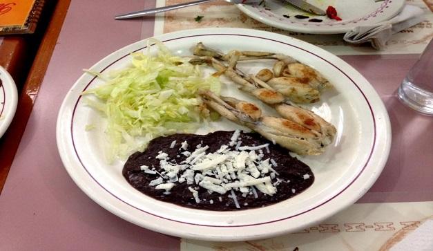Disfruta platillos de alta cocina prehisp nica chilango for Platos de alta cocina