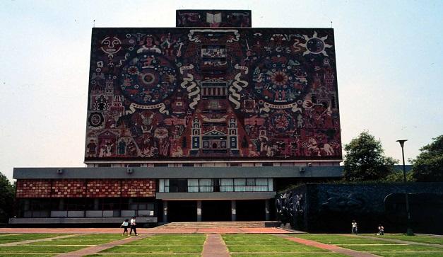 app de bibliotecas de la UNAM