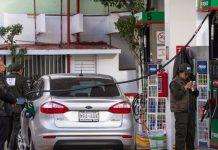 Gasolina en la CDMX