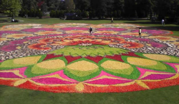 Feria de las Floresen Xochitla